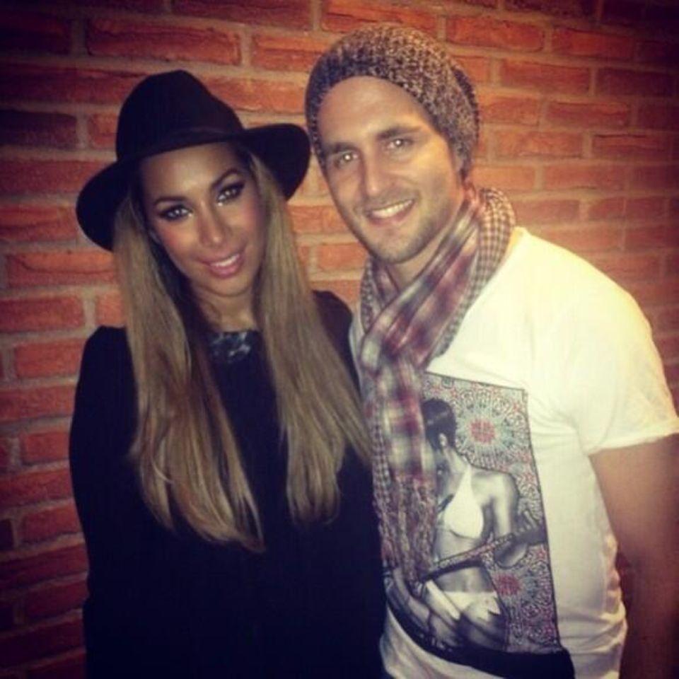 Leona Lewis freut sich im Rahmen ihrer Deutschlandtour über den Gastauftritt von Alexander Klaws.