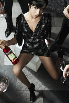 Olga Kurylenko für Campari: April