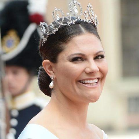 Prinzessin Victoria (*1977), Kronprinzessin von Schweden