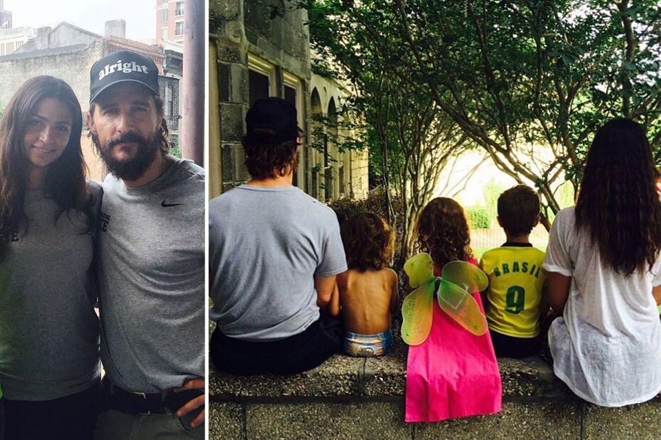 10. Mai 2015  Was für ein süßes Familienfoto: Camila Alves wünscht allen Müttern einen tollen Muttertag!