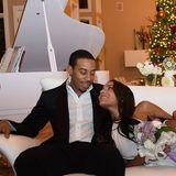 26. Dezember 2014:  Schauspieler Ludacris und seine Freundin Eudoxie Mbouguiengue haben keine 24 Stunden nach dem Heiratsantrag geheiratet.