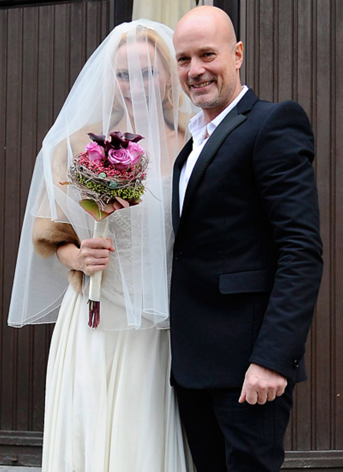 Heiraten Ja Sie Wollen Stars Und Ihre Hochzeitsbilder Gala De