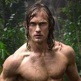 Für seine Rolle als Tarzan hat sich Schweden-Beau Alexander Skarsgard ein beachtliches Eightpack antrainiert. Da kann die Handlung schonmal zur Nebensache werden, oder?
