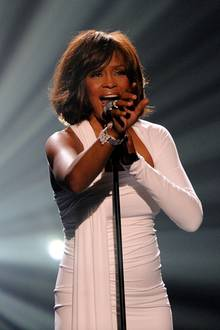 Gedenken an Whitney Houston