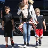 17. April 2016  Die Sonntage mit der Familie sind Gwen Stefani wichtig. Der Tag startet mit einem Gang zur Kirche.