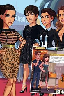 """Vom Z-Promi zum A-Lister - das ist das Ziel von """"Kim Kardashian: Hollywood"""". Selber muss sich Kim in Celebrity-Kreisen nicht mehr hocharbeiten, mit der eigenen Spiele-App machte Kim jedoch einige Plätz in der Liste der bestverdienenden Stars wett. Unglaubliche 70 Millionen Euro soll die Rapper-Ehefrau mit dem Mobile-Game in nur einem Jahr verdienen."""