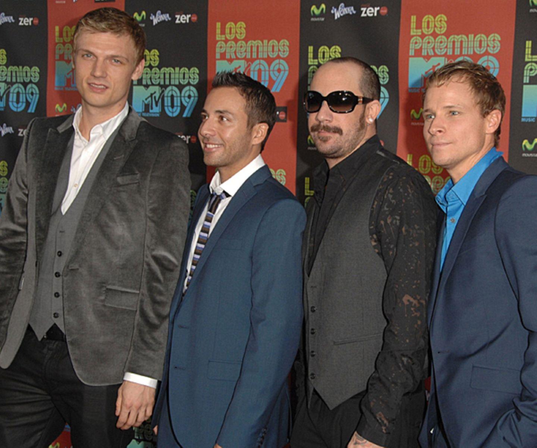 Backstreet Boy Brian Littrell war an Schweinegrippe erkrankt. Nun ist er genesen und die Band ist wieder vollzählig.