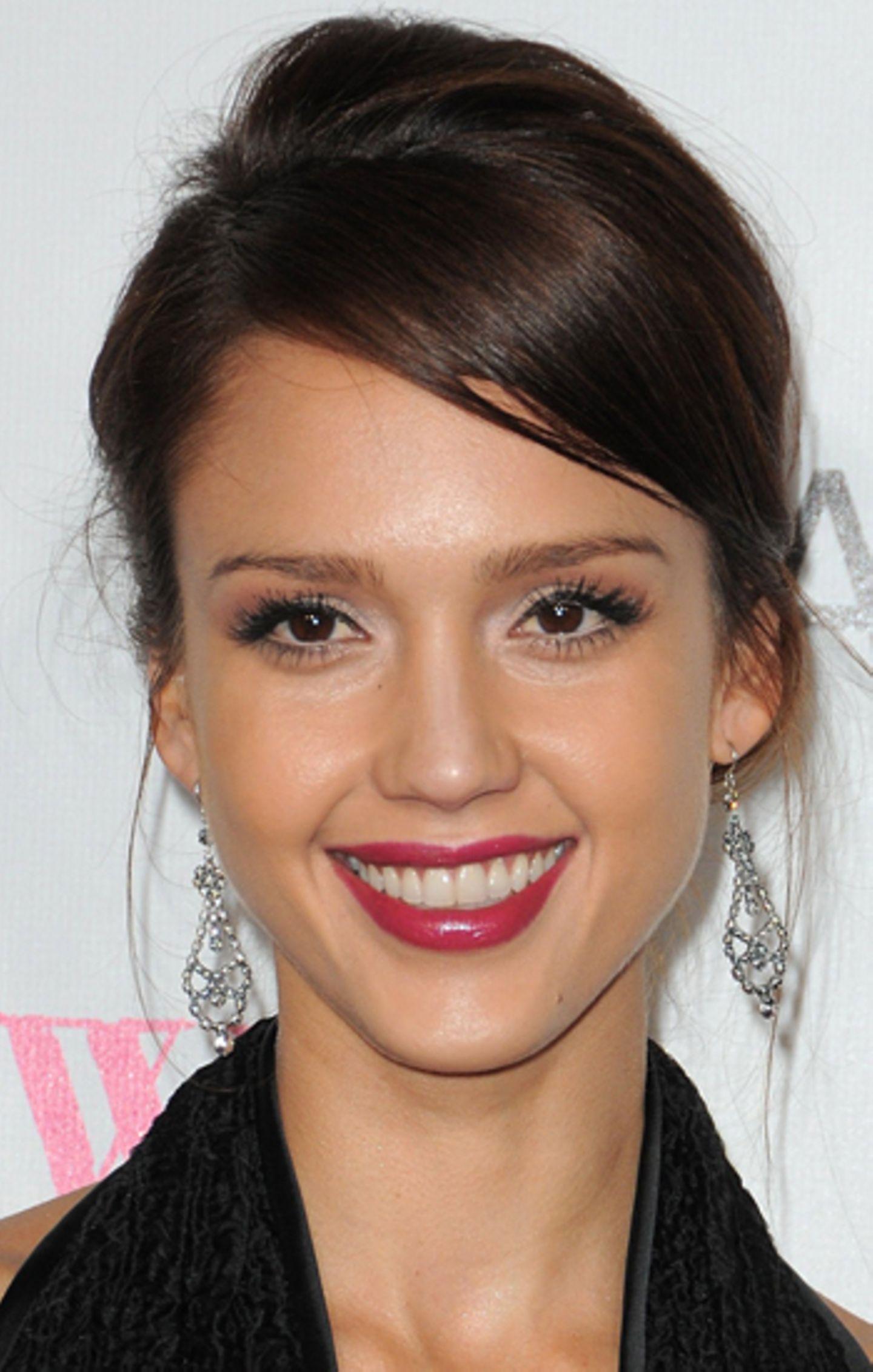 Jessica Alba Make-up