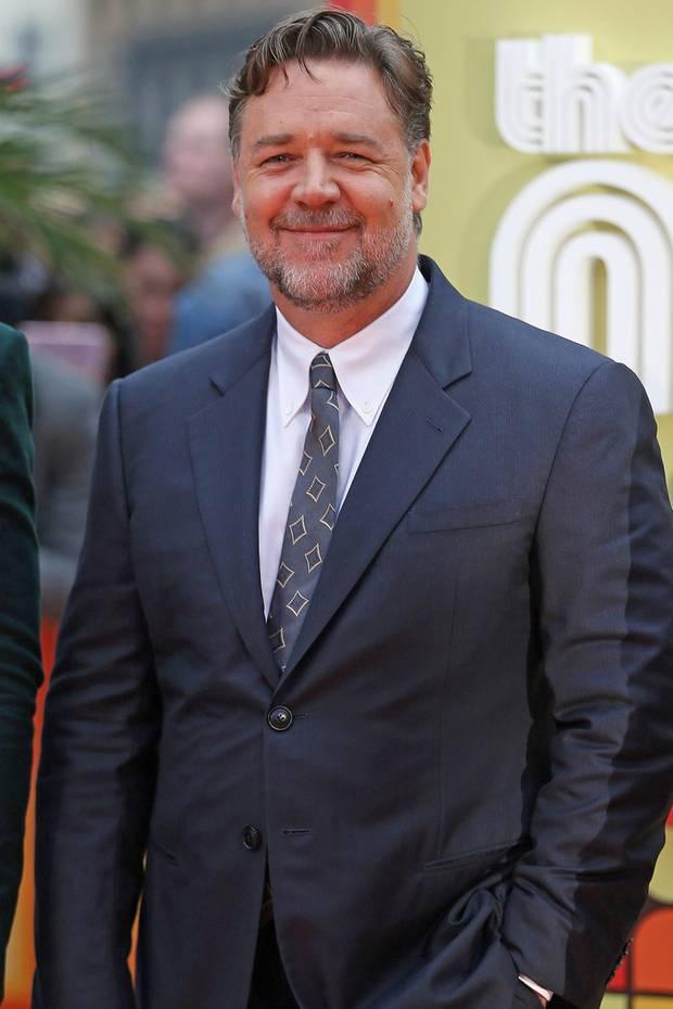 Russell Crowe - Starporträt, News, Bilder | GALA.de