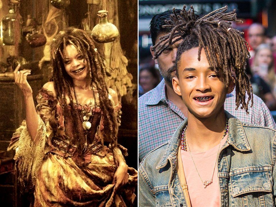 """Jaden Smith erinnert uns an """"Tia Dalma"""", auch bekannt als Calypso, aus """"Fluch der Karibik 2 und 3."""