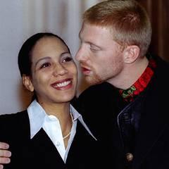 Boris Becker heiratete seine Barbara am 17. Dezember 1993.