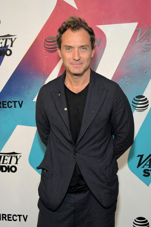 Jude Law Starportrat News Bilder Gala De