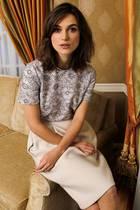Keira Knightley, Schauspielerin (*1985)