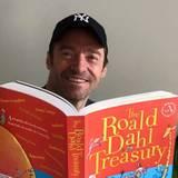 Hugh Jackman meint, dass jedes Kind eine Gutenachtgeschichte verdient hat.