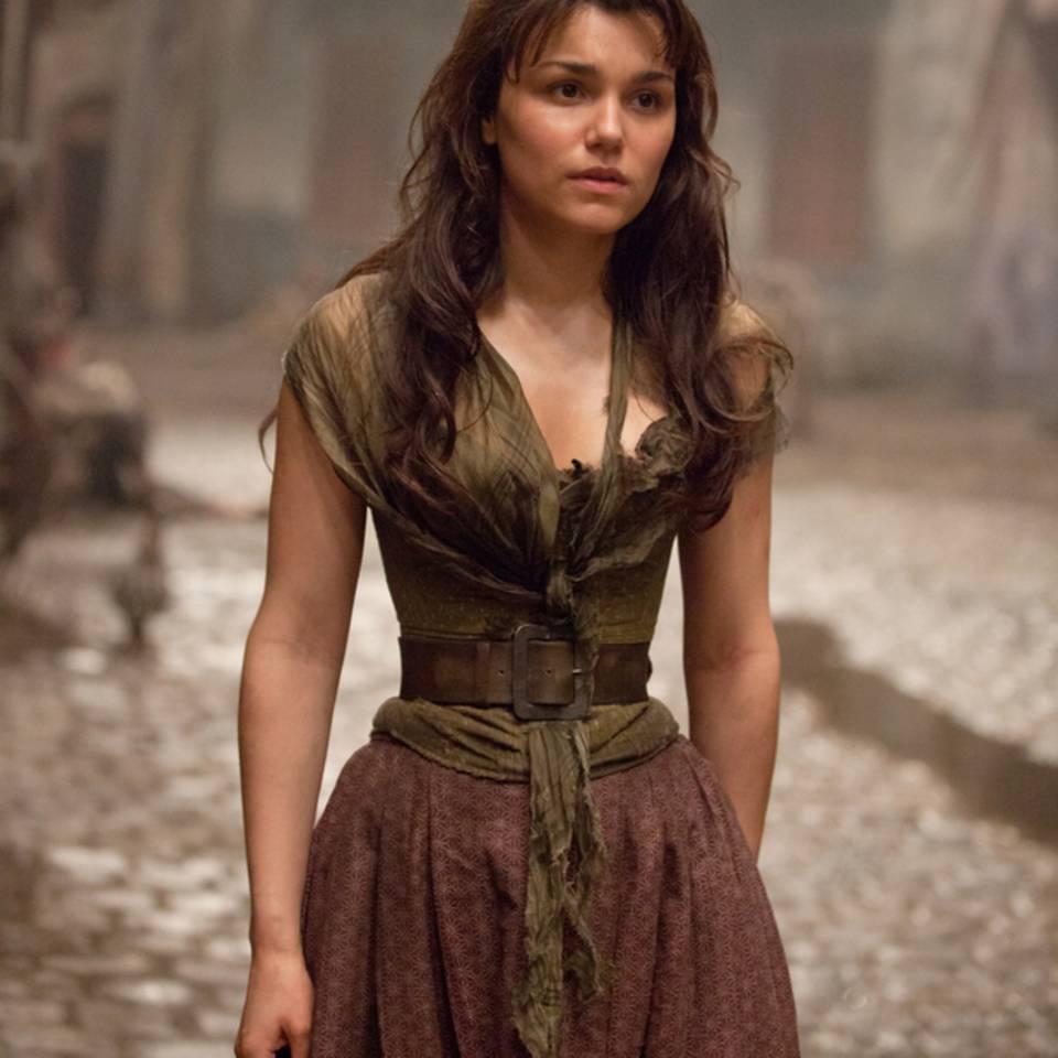 """Szenenbild aus """"Les Misérables"""" - Fantine"""