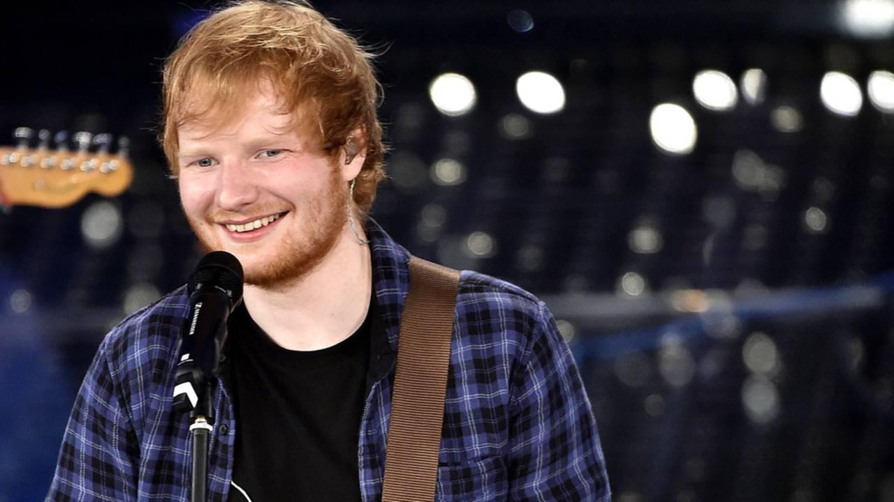 664947ca38 Ed Sheeran - Starporträt, News, Bilder | GALA.de