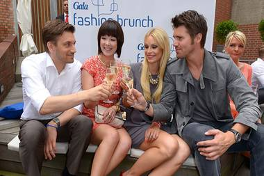 Gala-Event: Gala Fashion Brunch