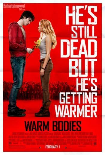 """Eins der witzigen Filmplakate zu """"Warm Bodies"""""""