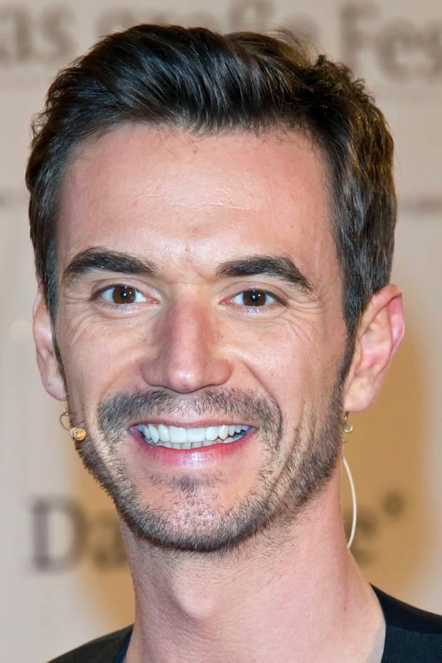 Florian Silbereisen (*1981), Moderator und Sänger