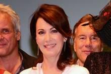 """Iris Berben bei den """"First Steps Awards"""""""