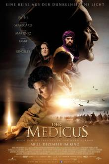 """Exklusiver Videoclip: Am Set von """"Der Medicus"""""""