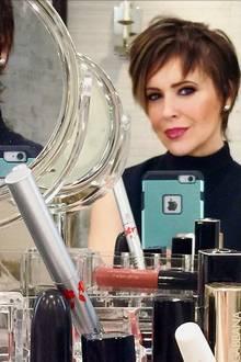 Auch kurze Haare stehen ihr super: Alyssa Milano mit ihrem neuen Pixie-Cut.
