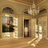 1400qm Wohnfläche umfasst das Frederik-VIII.-Palais.