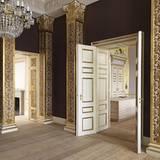 Die Eltern von Königin Margrethe II. haben von 1936 bis 2000 in dem Palais gewohnt.