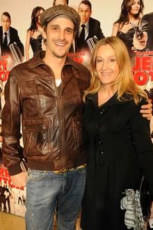 Schauspieler Max von Thun und die Regisseurin Christine Hartmann freuen sich auf einen spannenden Abend mit dem Meisterdetektiv.