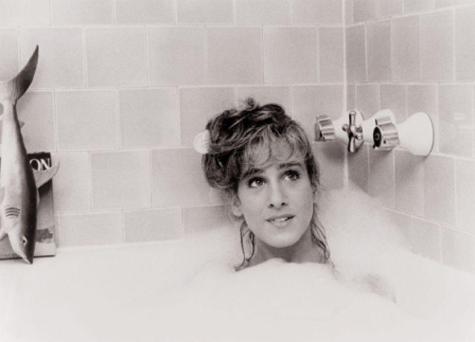 1985 spielte Sarah Jessica Parker zusammen mit ihrer Freundin Helen Hunt in der fröhlichen Teenagerkomödie »Lipstick & Ice Cream
