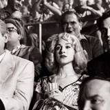 »Ed Wood« im Jahr 1994: Sarah Jessica Parker sagte, dass es schwierig war, ernst zu bleiben, als sie mit Johnny Depp und Bill Mu