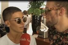 """Alina Süggeler von """"Frida Gold"""" beim Gala Fashion Brunch"""