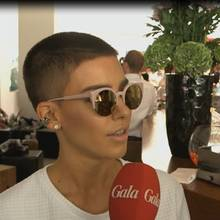 "Alina Süggeler von ""Frida Gold"" beim Gala Fashion Brunch"