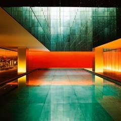 """Im """"The Opposite House"""" in Peking entspannt man den Geist der gestressten Gäste mit sachlicher Architektur und geschickt inszeni"""