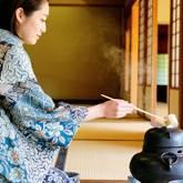 Asiatische Beautyrituale, Teezeremonie