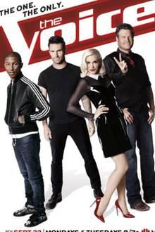 """In Amerika startet die Sendung """"The Voice"""" in ihre siebte Staffel."""