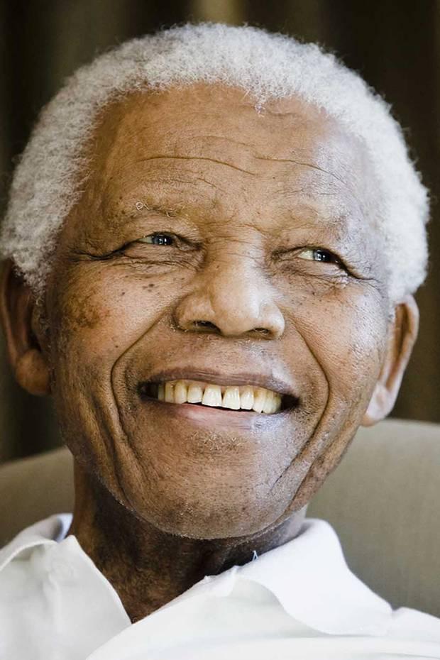Nelson Mandela - Steckbrief, News, Bilder | GALA.de