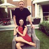 12. Juni 2014  Lilly und Boris Becker feiern ihren 5. Hochzeitstag