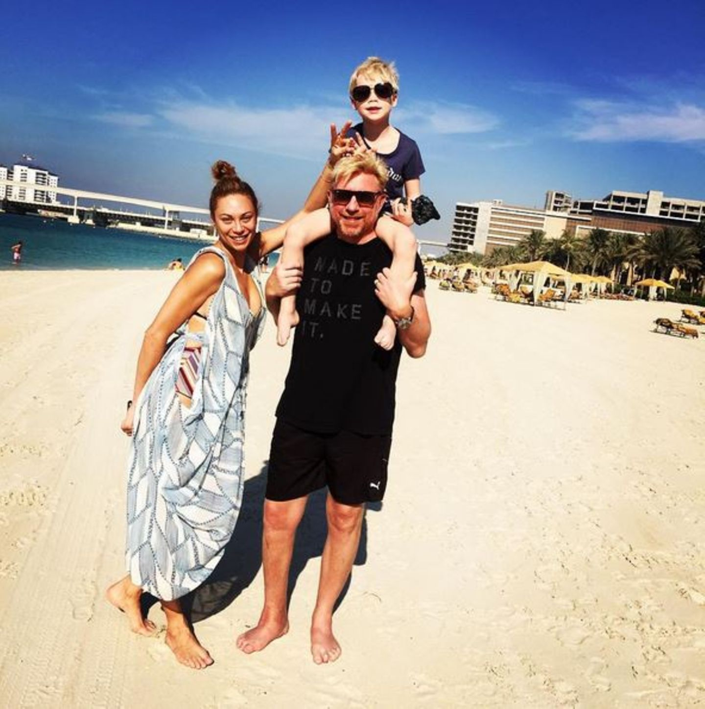 1. Januar 2016  Familie Becker verbringt Weihnachten und Silvester lieber im warmen Dubai.
