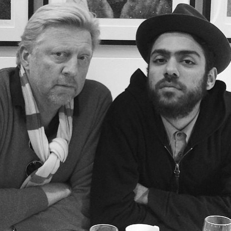 18. Januar 2015  Natürlich feiert Papa Boris den Geburtstag seines Sohnes Noah mit ihm zusammen.
