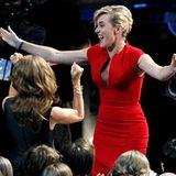 """Emmy Awards: Kate Winslet darf sich über eine Auszeichnung für ihre Rolle in """"Mildred Pierce"""" freuen."""