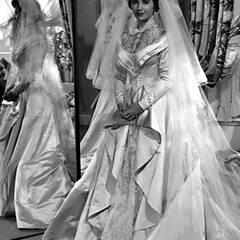 """Der Klassiker: Elizabeth Taylors Traumkleid in """"Der Vater der Braut"""" aus dem Jahr 1950 stammt von der Kostümdesignerin und zweim"""