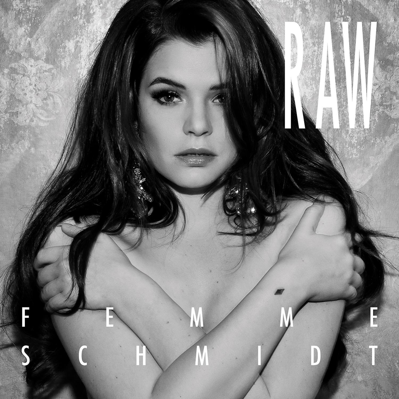 "Das Cover des neuen Albums ""Raw""."