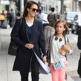 10. Mai 2016  Mutter-Tochter-Ausflug: Jessica Alba ist mit ihrer Tochter Honor nach New York gereist.