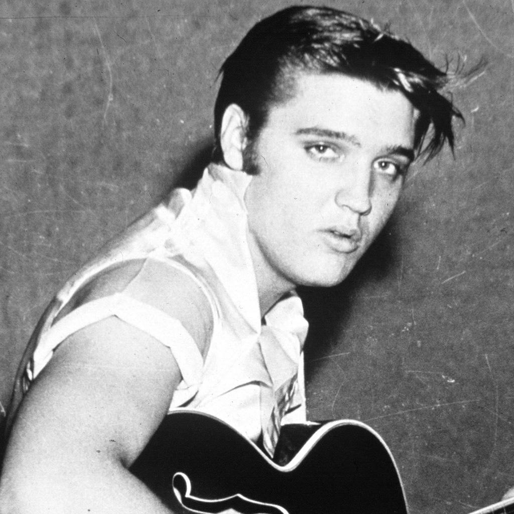 Elvis Presley Steckbrief News Bilder
