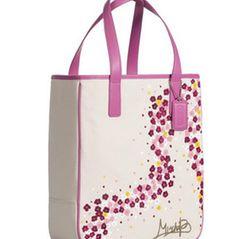 Coach bag: Mischa Barton