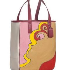 Coach bag: Uma Thurman