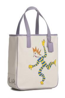 Coach bag: Naomi Watts
