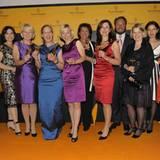 Veuve Clicquot: Die Preisträger und die Jury des 25. Prix Veuve Clicquot