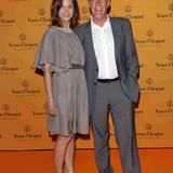 Veuve Clicquot:  Jessica Schwarz und Dieter Moor